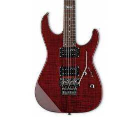 ESP LTD M-100 FM See Thru Black Cherry Elektro Gitar