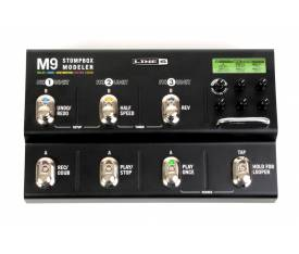 Line 6 M9 Stompbox Multi Effect Pedalı
