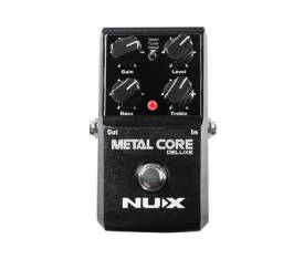 NUX Metal Core Deluxe Metal Distortion Pedalı