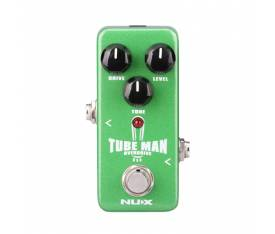 NUX Tube Man Mini Core Overdrive Pedalı