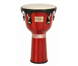Tycoon Djmebe TJ-72-B-HP-R  Artist Series Hand-Painted 12' Red