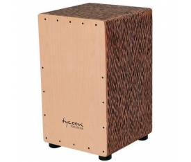 Tycoon Supremo Select Chiseled Orange Cajon (Stks-29-Co)