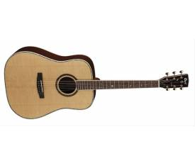 Cort EARTH1200NAT Earth Serisi Akustik Gitar Natural