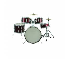 Cremonia Junior Davul Set Siyah 5 Pcs + Zil Ve Tabure
