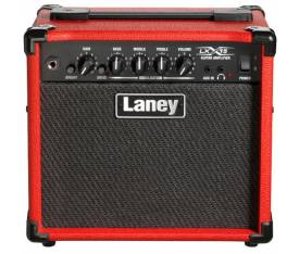 Laney LX15 Red Elektro Gitar Amfisi
