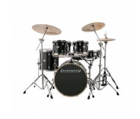 Ludwig Element Evolution LCEE20016 Black Sparkle Bateri Seti