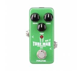 NUX Tube Man MK II Mini Core Overdrive Pedalı