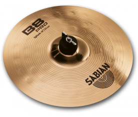 "Sabian 10"" B8 Pro Splash Brilliant"