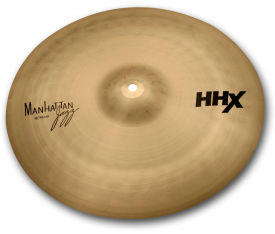 "Sabian 18"" Manhattan Jazz Crash HHX"