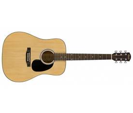Squier SA-150 Dreadnought Natural Akustik Gitar
