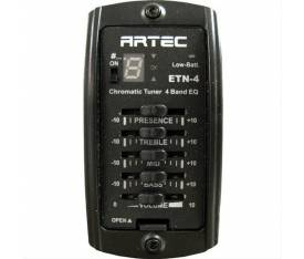 Artec ETN4K Chromatic Tuner & 4 Band Equalizer