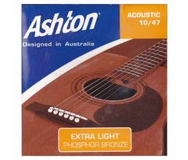 Ashton AS10/47 Akustik Gitar Teli (010 - 047)