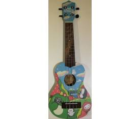 BAT KING US-21 BL-1 / Ukulele