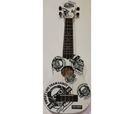 BAT KING US-21 WH-1  / Ukulele