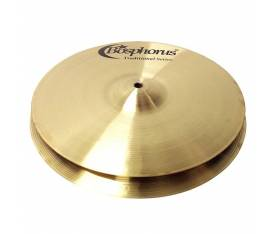 "Bosphorus Traditional 13"" Hi-Hat Dark"