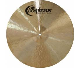 "Bosphorus Traditional 21"" Ride Medium Thin"
