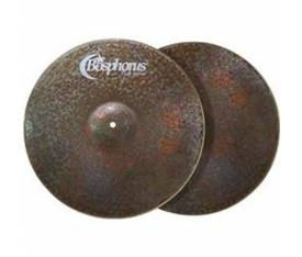"Bosphorus Turk 14"" Hi-Hat Dark"