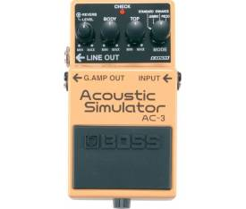 Boss AC-3 Acoustic Simulator Compact Pedal