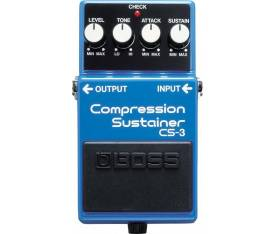 Boss CS-3(T) Compression Sustanier Compact Pedal