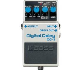 Boss DD-3(T) Digital Delay Compact Pedal