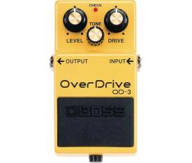 Boss OD-3(T) OverDrive Compact Pedal