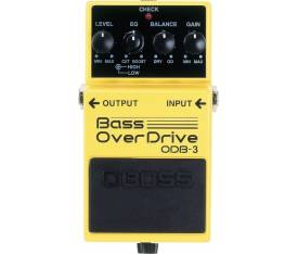 Boss ODB-3(T) Bas Overdrive Compact Pedal