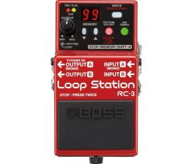 Boss RC-3 Looper Pedalı