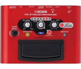 Boss VE-2 Vocal Harmonist Vokal Prosesörü