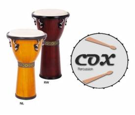 Cox Djembe 12 inç (Wine Red)