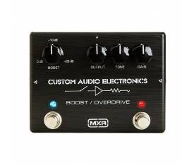 Custom Audio Electronics MC402 Boost & Overdrive Pedalı