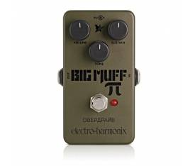 EHX Green Russian Big Muff Distortion Pedal