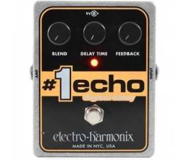 Electro Harmonix 1 Echo Digital Delay Pedalı