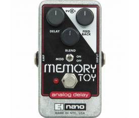 Electro Harmonix Memory Toy Analog Delay With Modulation Pedalı