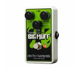 Electro Harmonix Nano Bass Big Muff Distortion Bas Pedalı