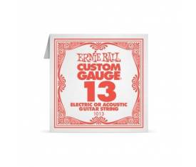 ERNIEBALL P01013 .013 PLAIN STEEL Electric/ Acoust