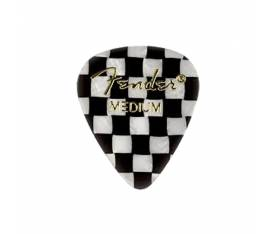 Fender 351 Medium Checker 12 Count
