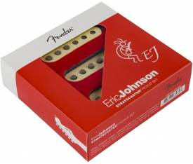 Fender Eric Johnson Strat Pickups Set