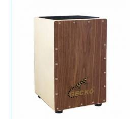 GECKO CL50S - Walnut Kapak / Bass Wood Gövde Cajon