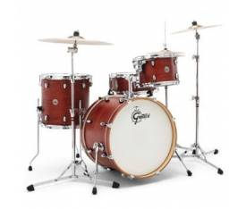Gretsch CT1-E824-SWG Catalina Club Satin Walnut Davul Seti