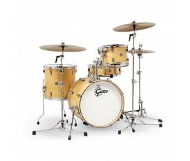 Gretsch CT1-J404-SN Catalina Club Jazz Akustik Davul Seti