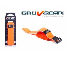 Gruv Gear FretWrap - Turuncu - Medium