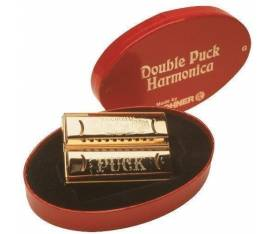 Hohner M55333 Double Puck CG Mızıka (Do-Sol Majör)