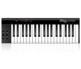 IK Multimedia iRig Keys 37 PRO 37 Standart Tuş USB MIDI Klavye (Mac & PC)