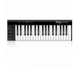 IK Multimedia iRig Keys PRO 37 Standart Tuş USB MIDI Klavye (iOS, Android, Mac & PC)