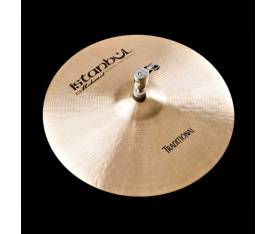 "İstanbul Mehmet 13"" Traditional Hihat Flat H.Bottom"