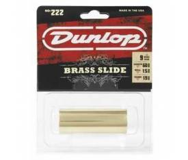 Jim Dunlop 222 Brass Medium Slide