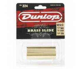Jim Dunlop 224 Brass Medium Slide