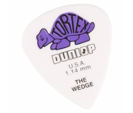 Jim Dunlop 424R1.14 Tortex Wedge 72li Paket Pena (1.14 mm)