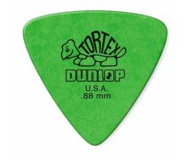 Jim Dunlop 431R.88 Tortex Triangle 72li Paket Pena (0.88 mm