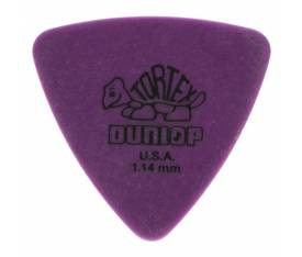 Jim Dunlop 431R1.14 Tortex Triangle 72li Paket Pena (1.14 mm)